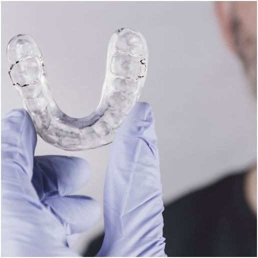Custom mouthguards for Bruxism, Clenching and TMJD